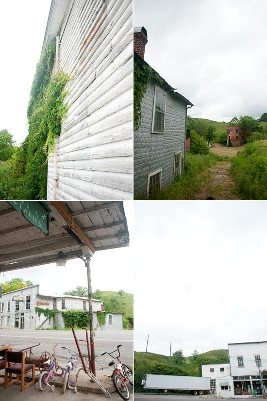Rural Decay in Grayson County, Virginia