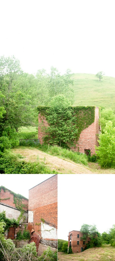 Abandoned Buildings in Grayson County, Virginia