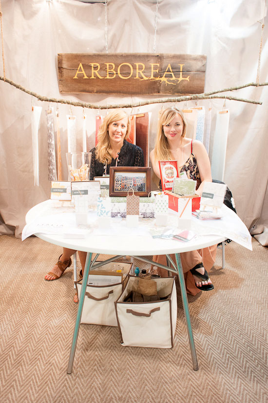 National Stationery Show, Arboreal Booth Display