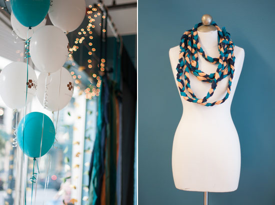 Kindred Boutique Raleigh, Window Display