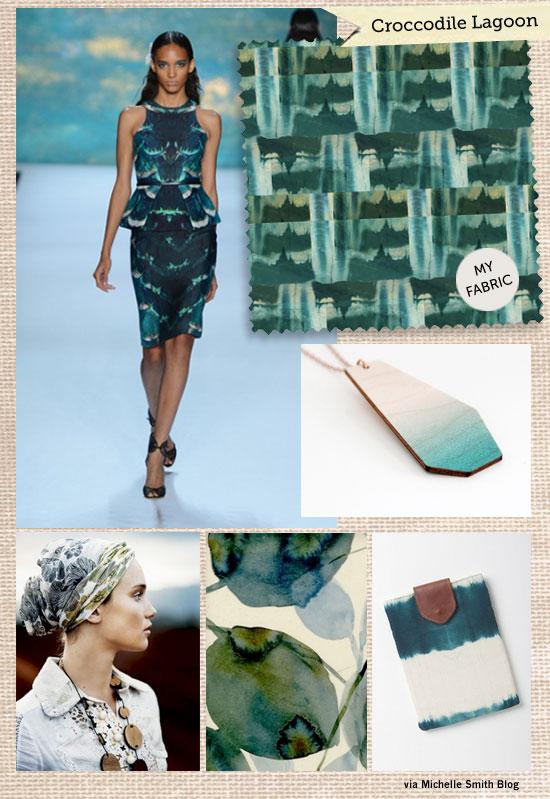 Textile Design, Michelle Smith, Fabric