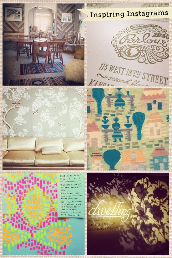 Inspiring Instagrams