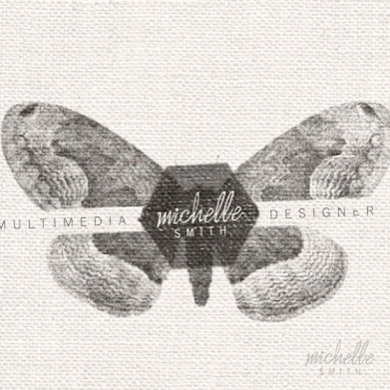Michelle Smith logo mock-up