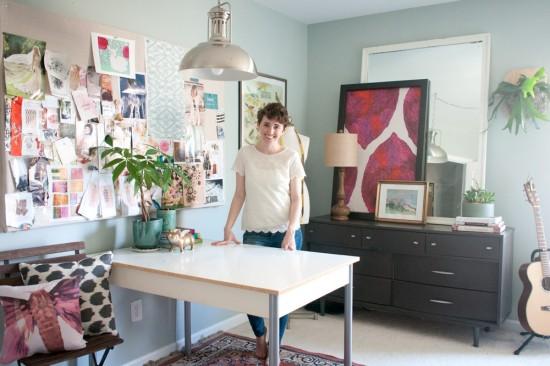 Michelle Smith's Raleigh, NC Studio