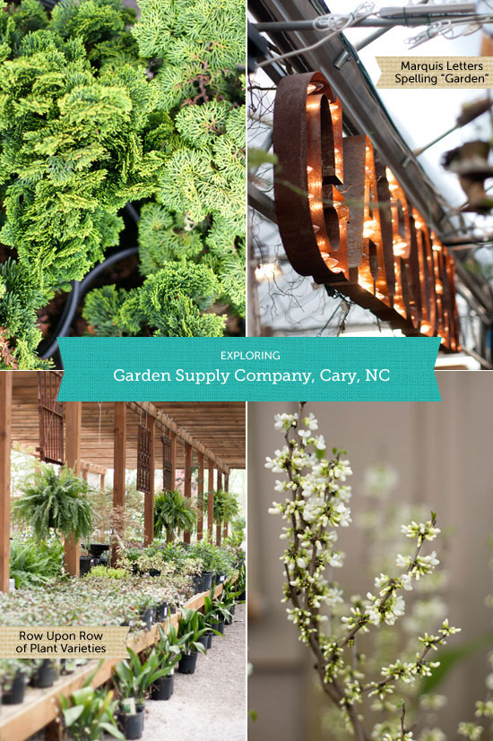 Cary garden supply coupons