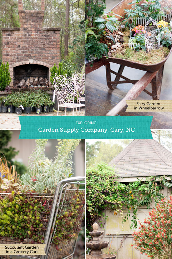 Garden Supply Company, North Carolina – Photos by Michelle Smith