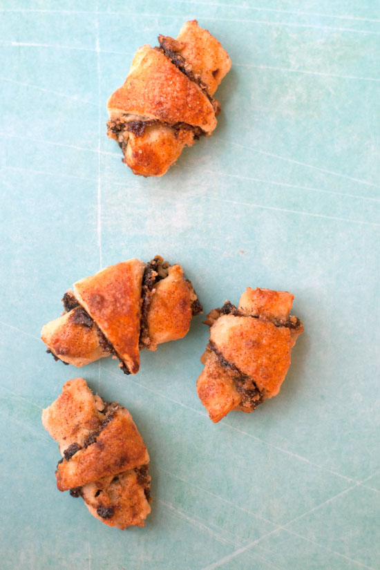 Holiday Cookies, Rugelach