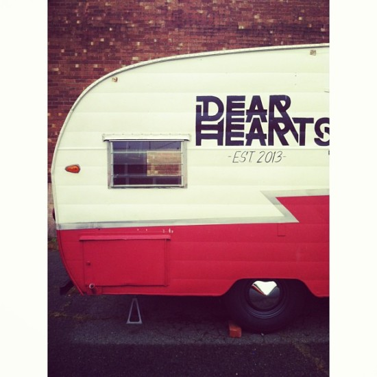 Dear Hearts Mobile Boutique, Durham, NC - Photo by Michelle Smith
