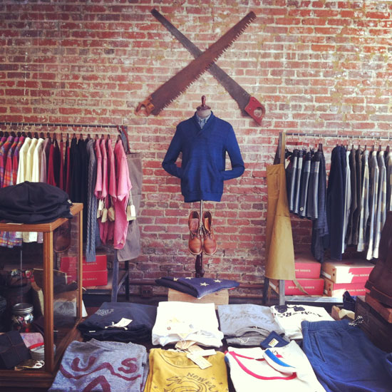 Old North Clothing, Asheville