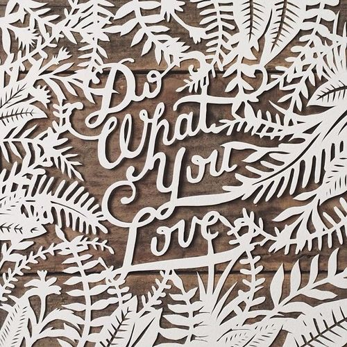 Do What You Love - Tips on how to improve your well being