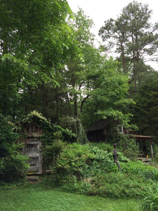 Cedar Creek Gallery, North Carolina - Photo by Michelle Smith