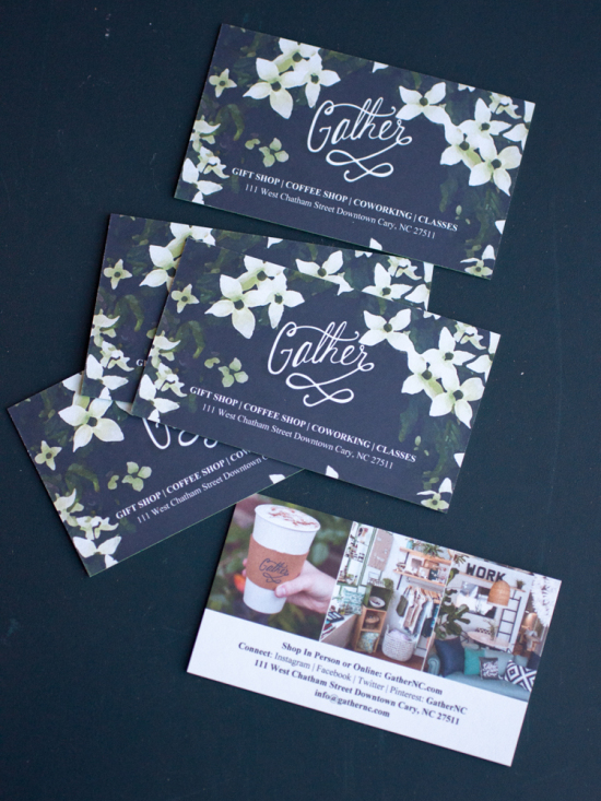 Gather Business Cards