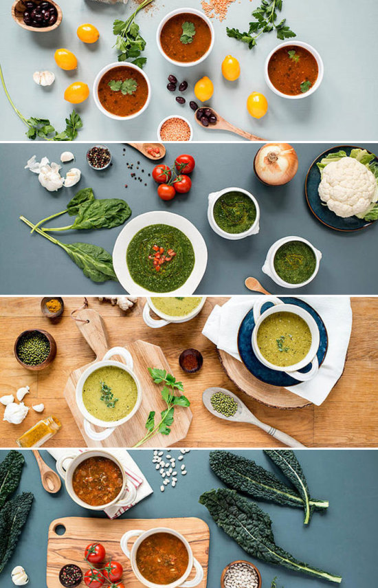 Food Styling by Michelle Smith