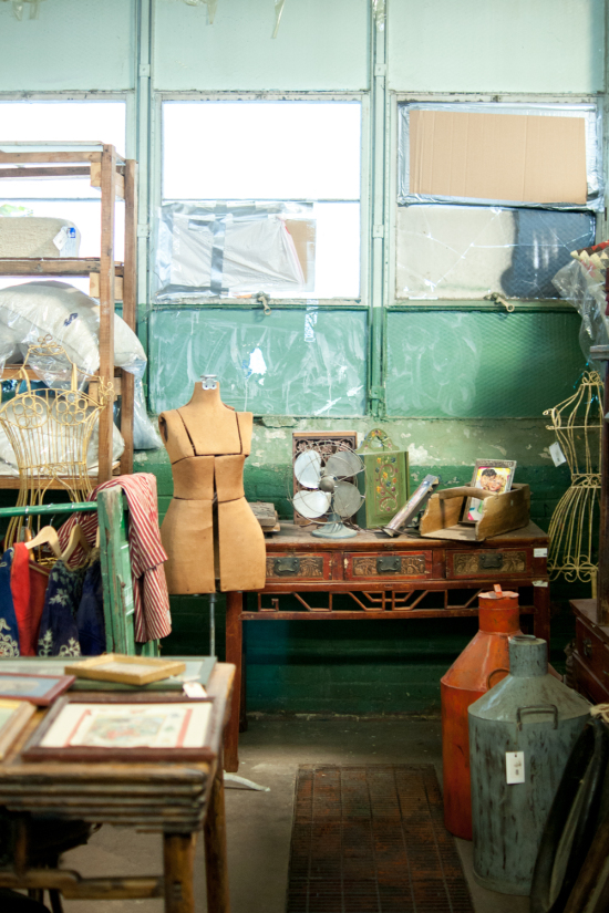 Shop Spotting: Nomadic Trading Company, Durham, North Carolina