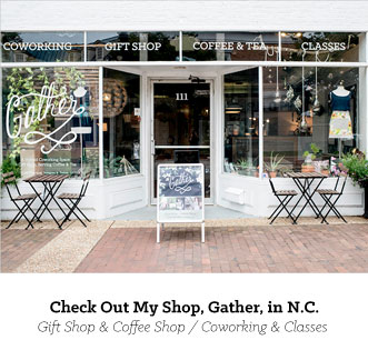 Gather, My Shop