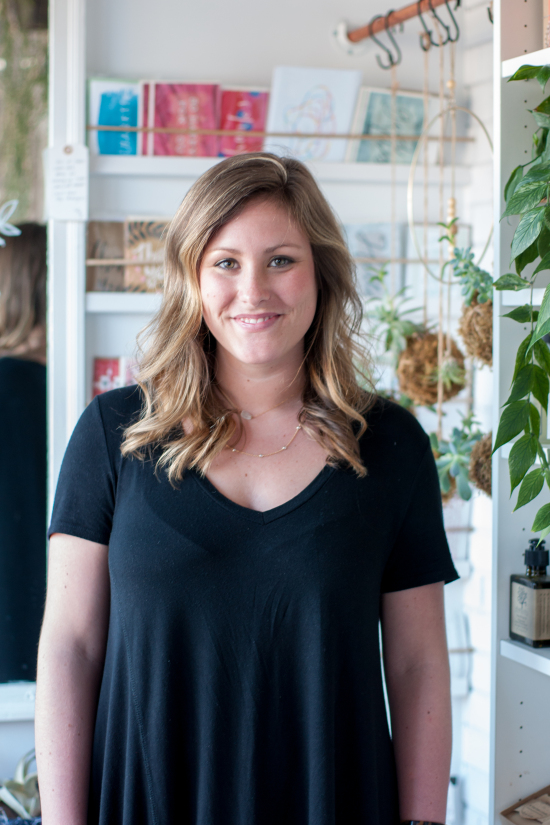 Meet the Maker: Annie Gray, Jewelry Designer at Gather