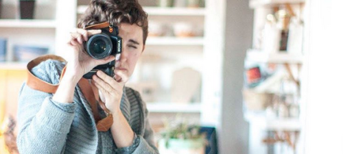Photography Classes in Raleigh at Gather Goods Co