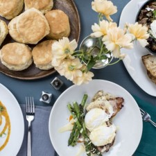 A Southern Season - Food & Prop Styling, Brunch Shoot