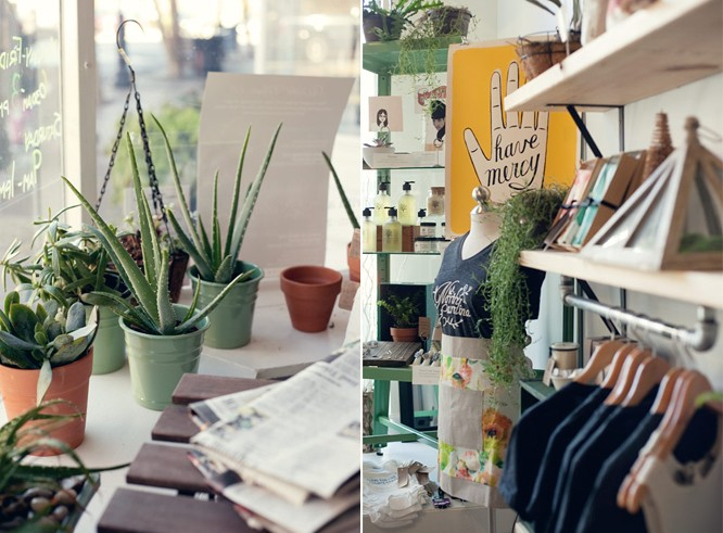 Art Direction, Concept, Design & Merchandising / Shop Owner