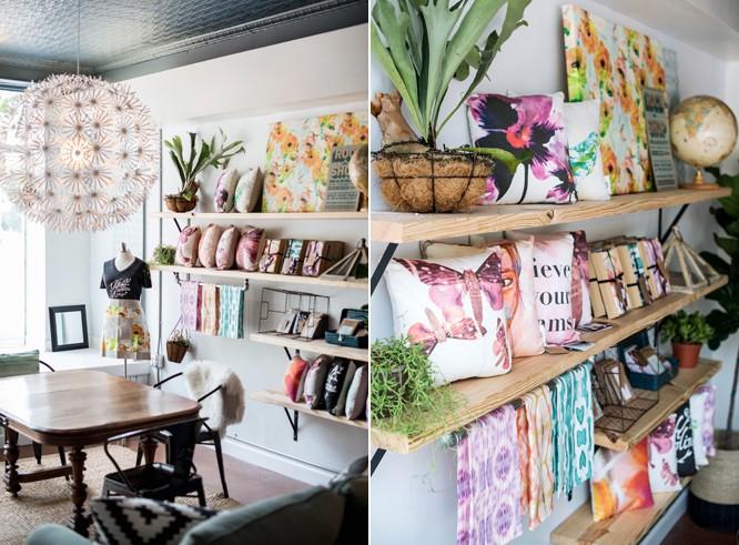 Art Direction, Concept & Design / Shop Owner