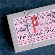 Hand-Crafted Peppermint Bark
